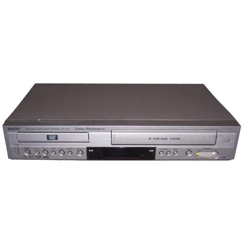 TV-DVD-VCR Combo