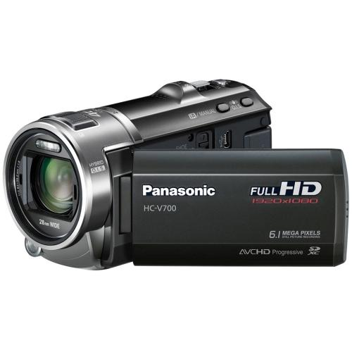 HCV700 Hd 3D Camcorder