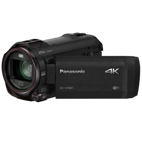 HCVX981K 4K Ultra Hd Camcorder With Wifi