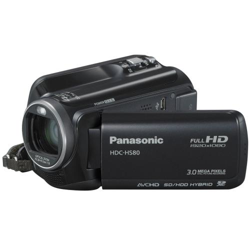 HDCHS80P9K Hdd Sd Camcorder