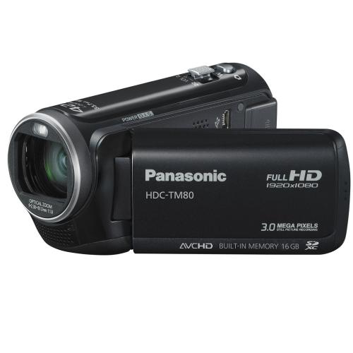 HDCTM80 Hdd Sd Camcorder