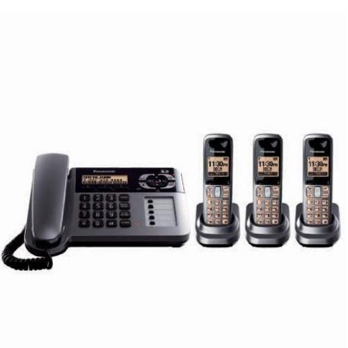 KXTG1063PK Dect,tad,2in1,3hs