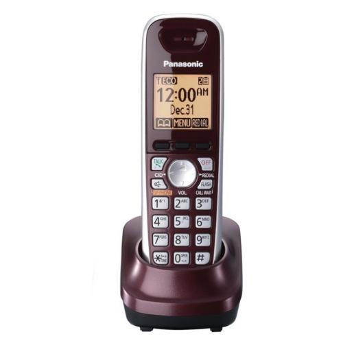 KXTGA653R Dect 6.0 Plus Accessory Handset
