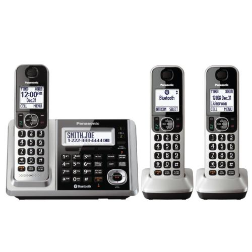 KXTGF373S Digital Cordless Phone