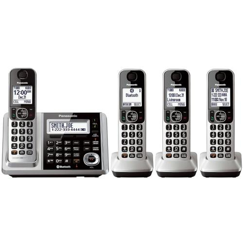 KXTGF374S Digital Cordless Phone