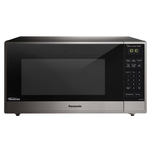 NNSN745S 1.6 Cu. Ft. Countertop Microwave With Inverter Technology