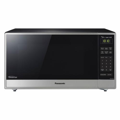 NNSN755S 1.6 Cu. Ft. Countertop Microwave With Inverter Technology
