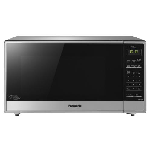 NNSN775S 1.6 Cu. Ft. Countertop Microwave With Inverter Technology