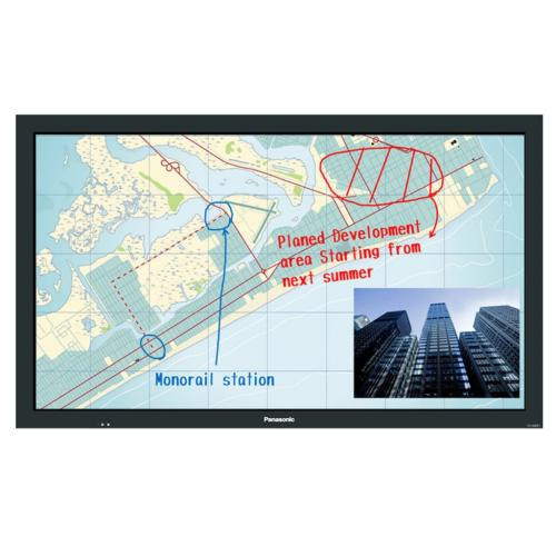 TH50BF1U 50 Inch Led Interactive